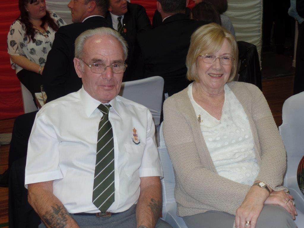 Green Howards Reunion,T.A  Centre Stockton Rd,Sat 15th Oct 2016 103