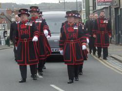 Kenny McGraths Funeral.Guisbrough Priory Wed 1st Nov 2017 299