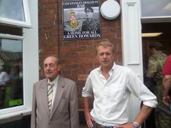Stan Hollis V.C Memorial.Longlands Club Sat 2nd Aug 2014 027