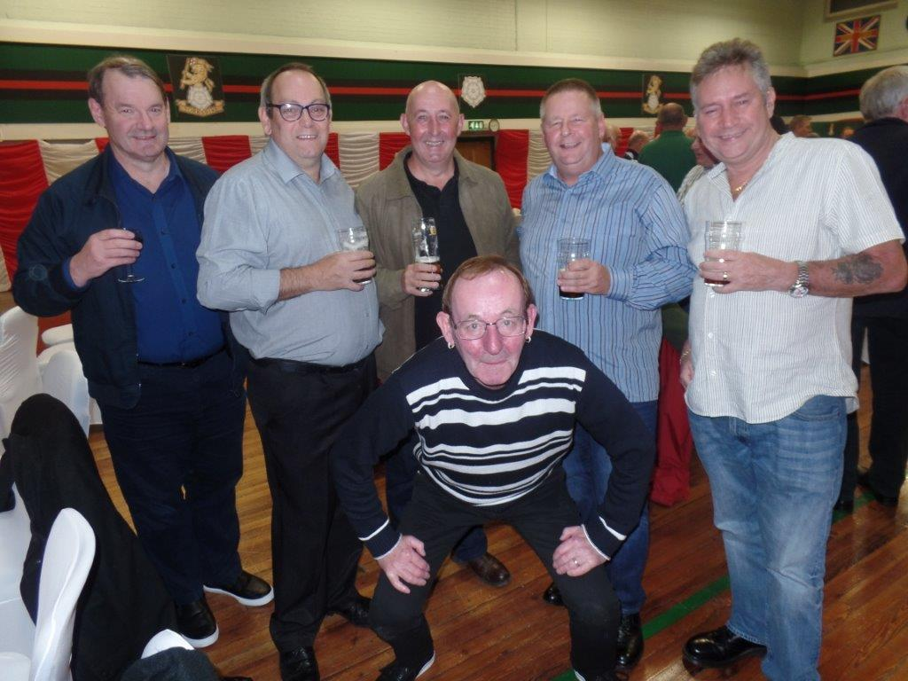 Green Howards Reunion.T.A Centre Stockton Rd.Fri 14th Oct 023