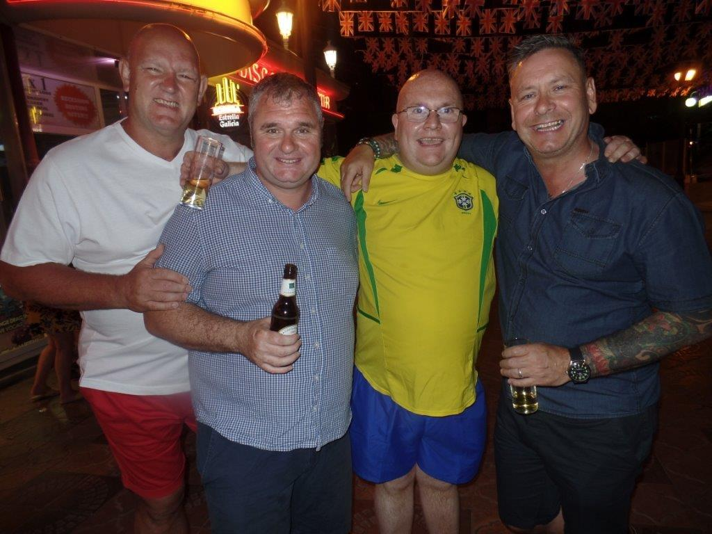 Green Howards.Benidorm Fun In The Sun.Mon 28th,Mon 4th June 2018 585