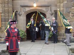 Kenny McGraths Funeral.Guisbrough Priory Wed 1st Nov 2017 096