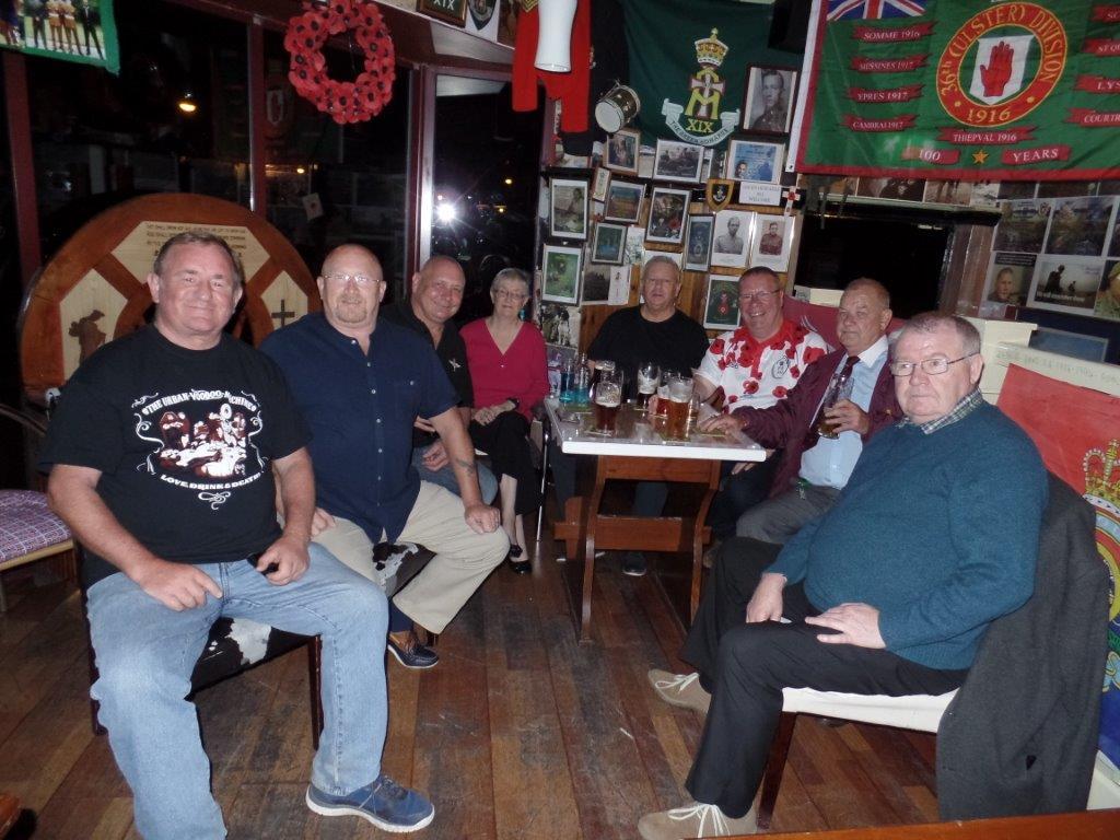 Don War Memorial Bar Stockton,Wed 5th July 2017 026