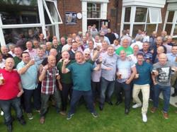 Stan Hollis V.C Memorial.Longlands Club Sat 2nd Aug 2014 093
