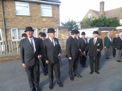 Green Howards Reunion,Scarborough Thu 16th Mon 20th Oct  2014 490