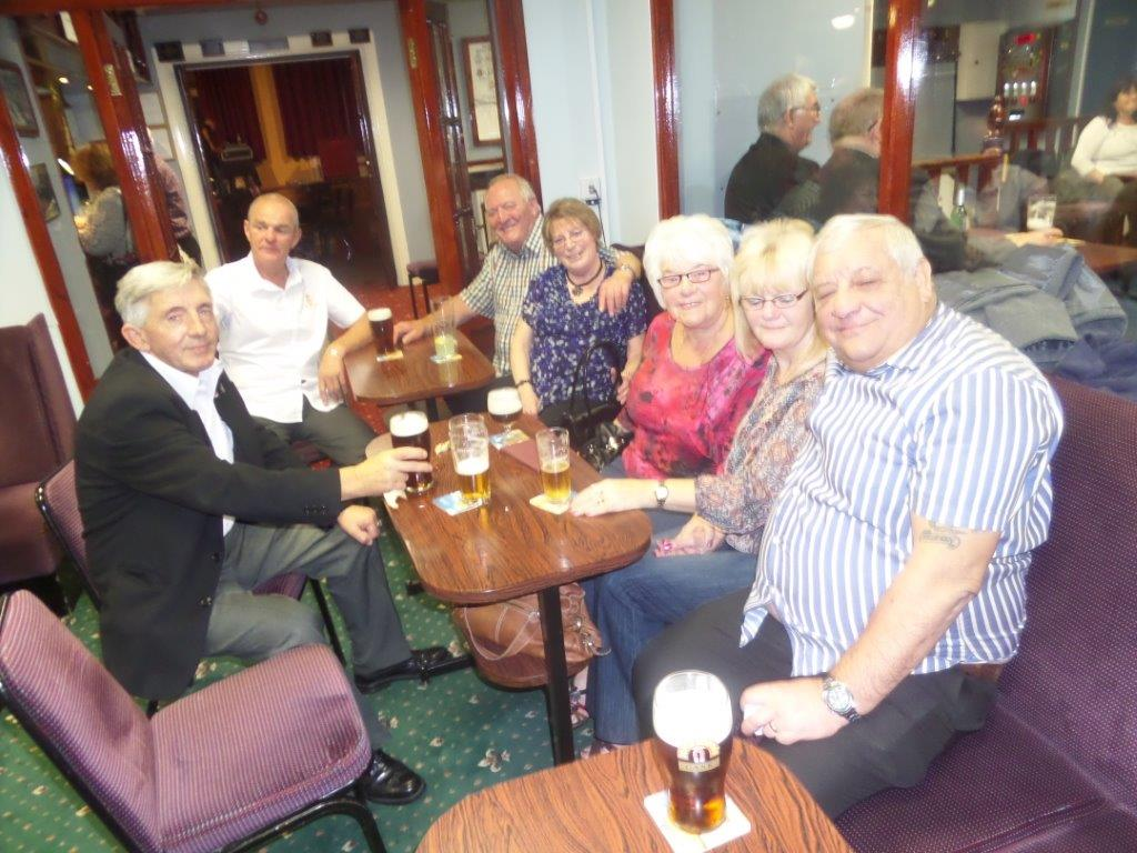 Green Howards Reunion,Scarborough Thu 16th Mon 20th Oct  2014 434