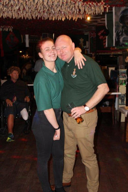 Green Howards Reunion Sun 8th Oct 2017 T.A Centre +Don Bar 344