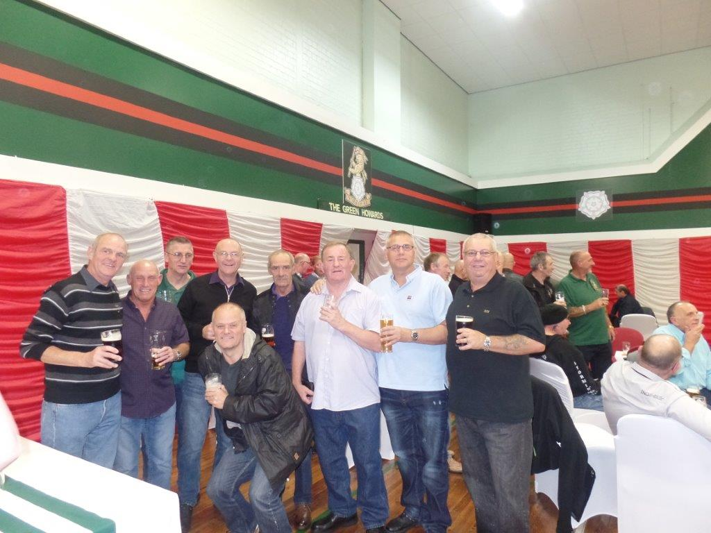 Green Howards Reunion.T.A Centre Stockton Rd.Fri 14th Oct 048