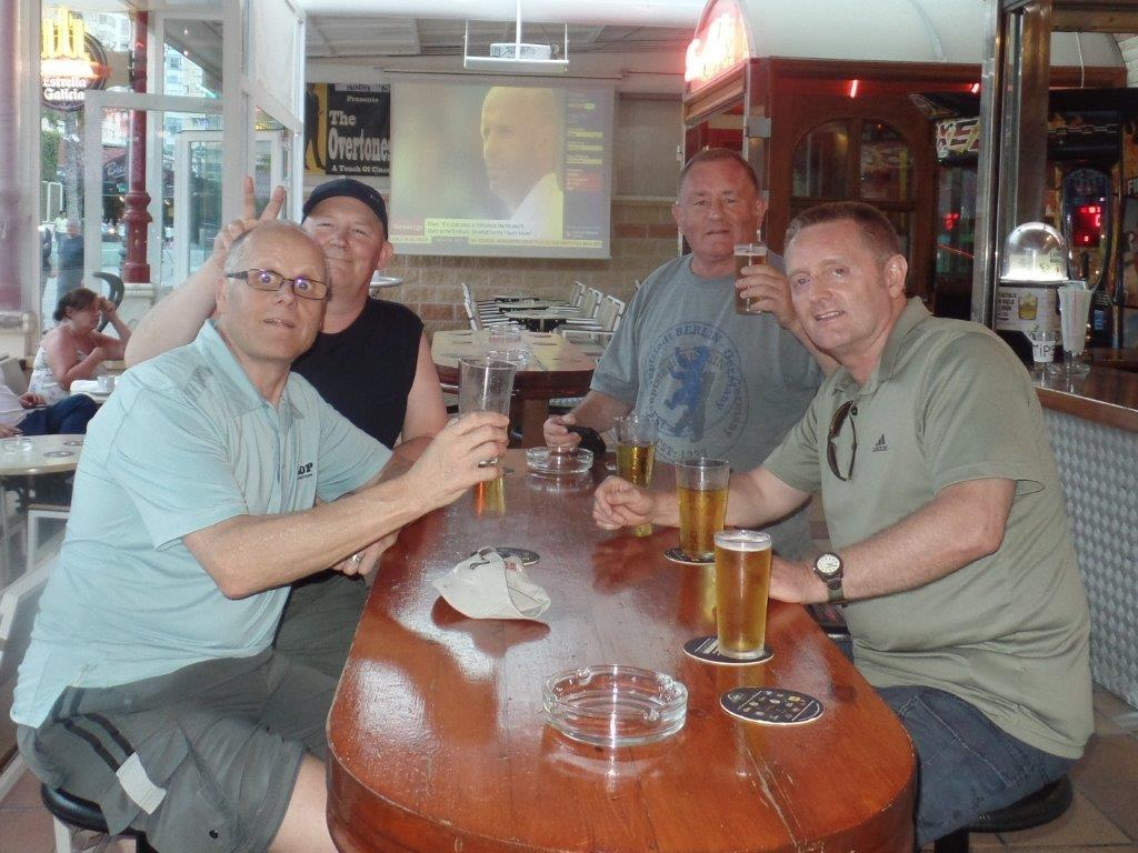 Green Howards.Benidorm Fun In The Sun.Mon 28th,Mon 4th June 2018 030