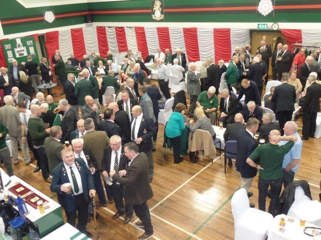 Green Howards Reunion,T.A  Centre Stockton Rd,Sat 15th Oct 2016 009