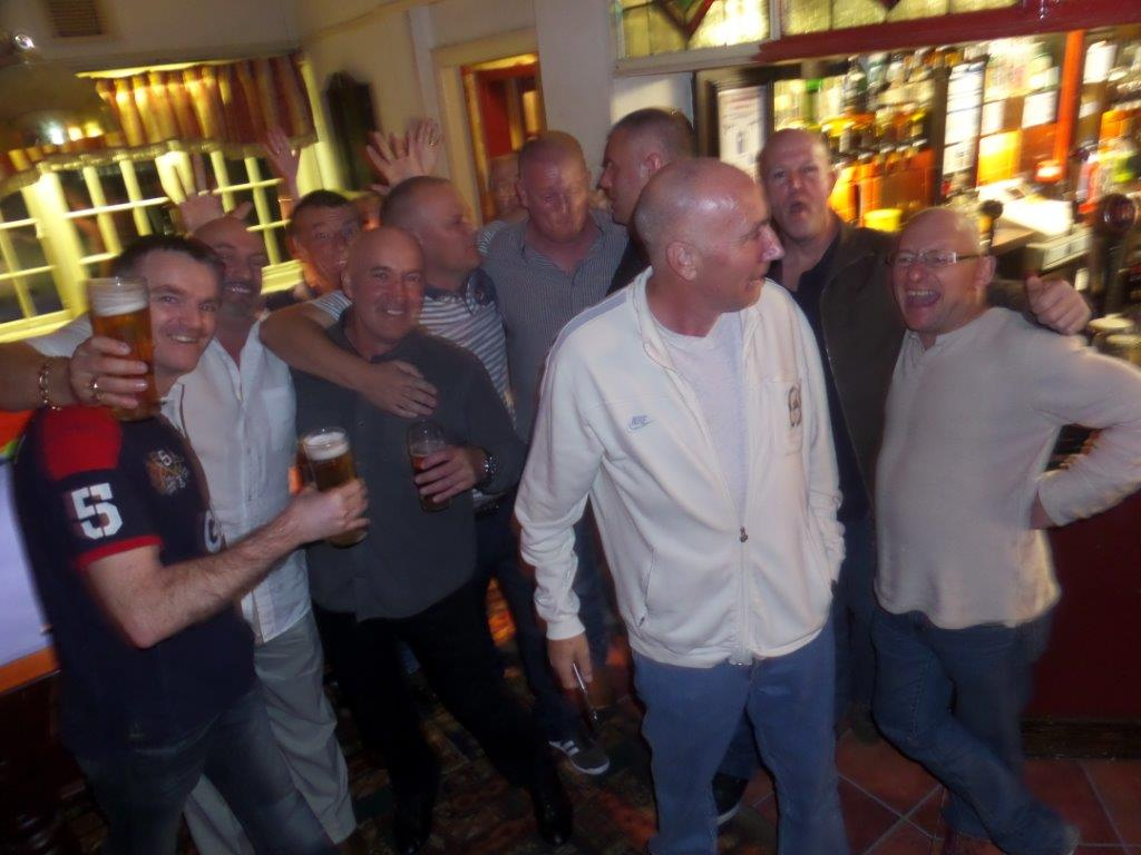 Green Howards Reunion,Scarborough Thu 16th Mon 20th Oct  2014 143