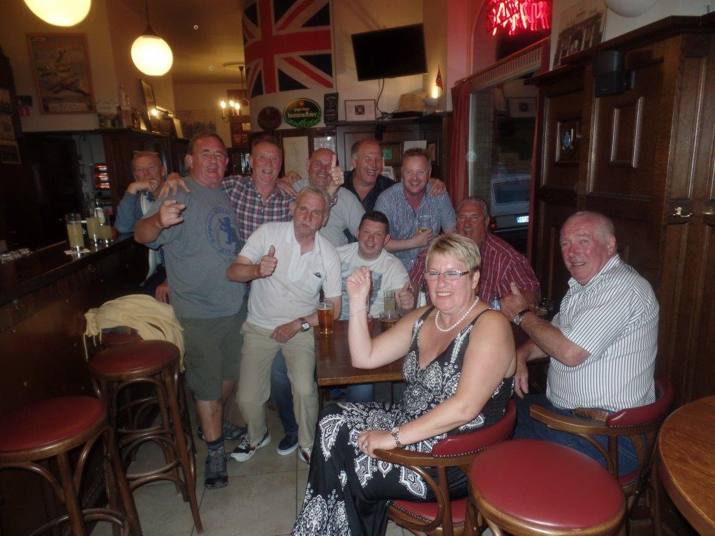 Ypres,Tynecot,Passchendale,Belgium 28th June 3rd July 2016 077