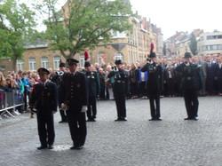 Ypres,Tynecot,Passchendale,Belgium 28th June 3rd July 2016 372