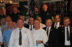 Green Howards Reunion Sun 8th Oct 2017 T.A Centre +Don Bar 167
