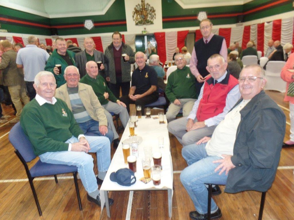 Green Howards Reunion.T.A Centre Stockton Rd.Fri 14th Oct 038