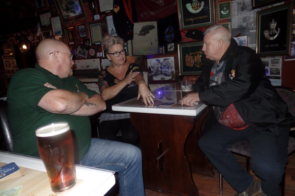 In The Don Bar. A Tribute To Kenny McGrath.Sat 21st Oct 2017 291