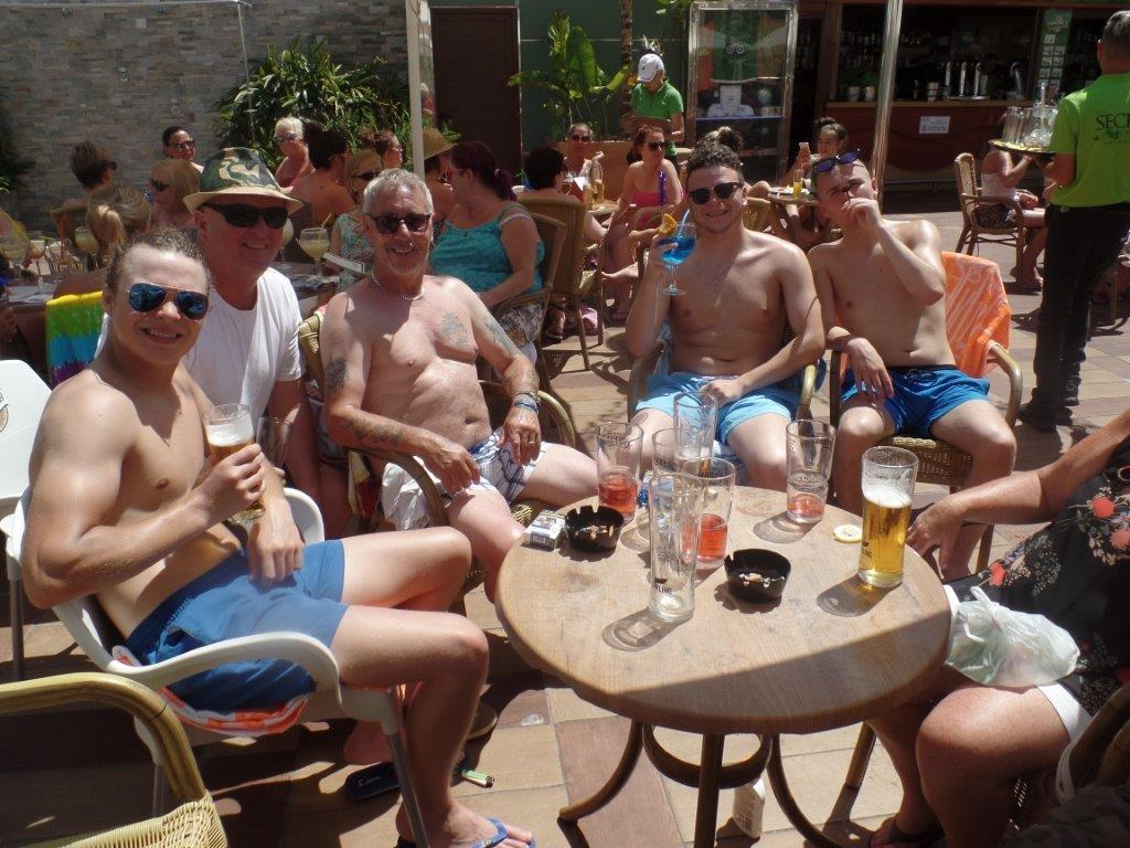 Green Howards.Benidorm Fun In The Sun.Mon 28th,Mon 4th June 2018 354