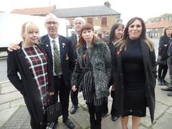 Kenny McGraths Funeral.Guisbrough Priory Wed 1st Nov 2017 065