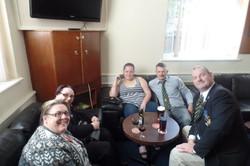 Green Howards Reunion Sun 8th Oct 2017 T.A Cntre + Don Bar 088