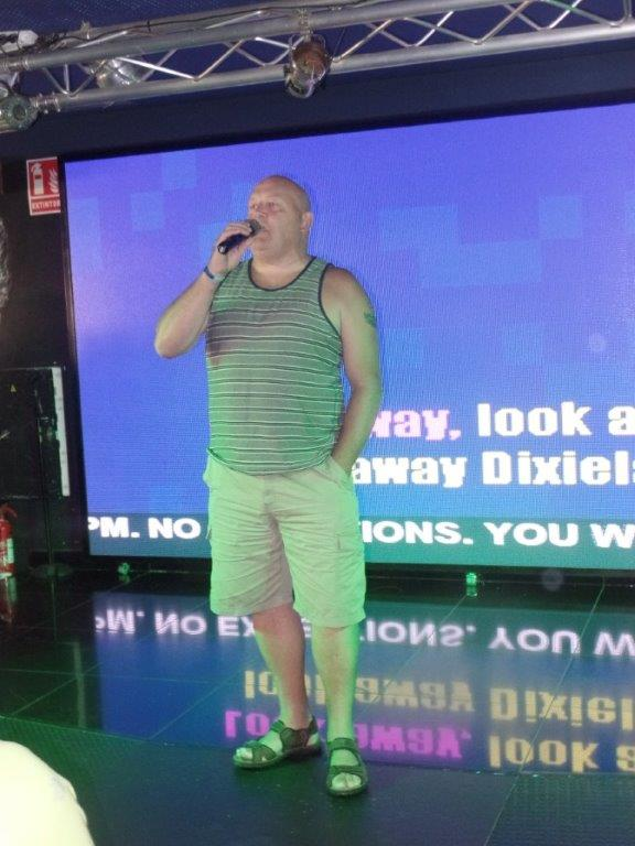 Green Howards Benidorm. Fun In The SunMon 28th May Mon 4th June 217