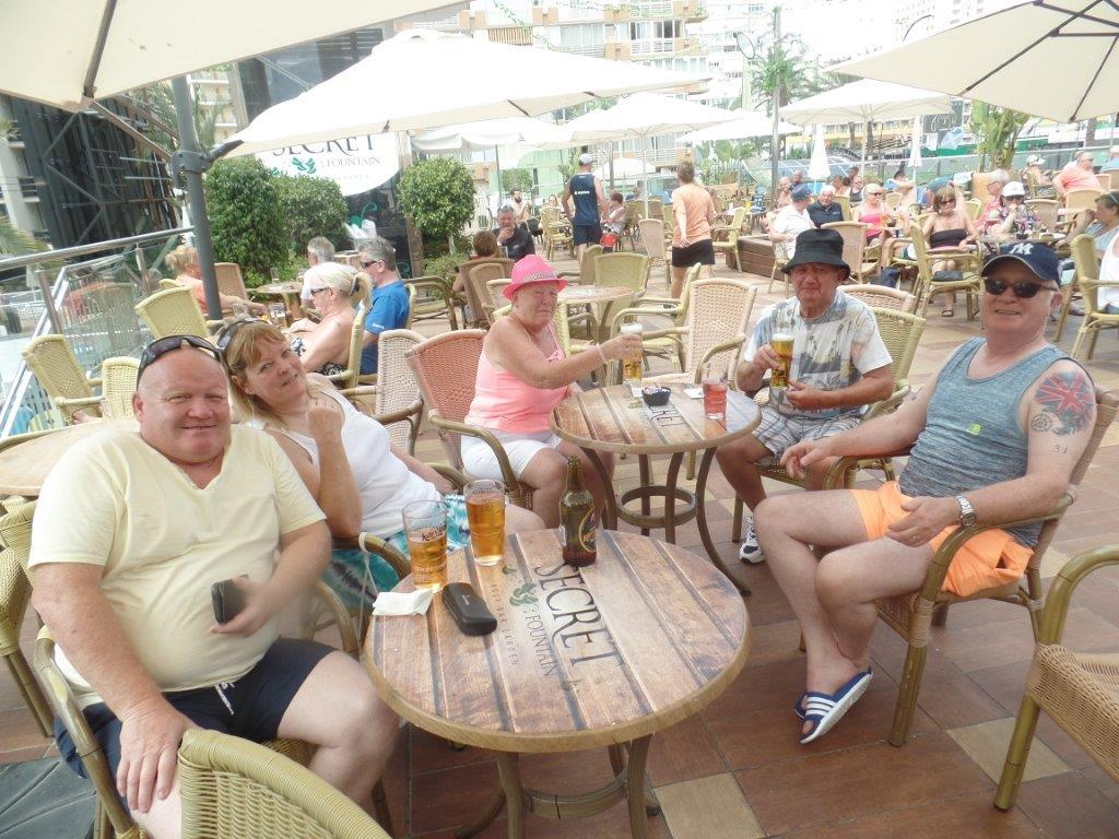 Green Howards.Benidorm Fun In The Sun.Mon 28th,Mon 4th June 2018 044