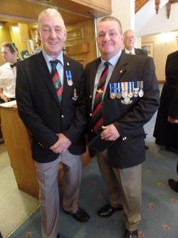 Commemoration To Honour Captain Archie White VC.Boroughbridge 131