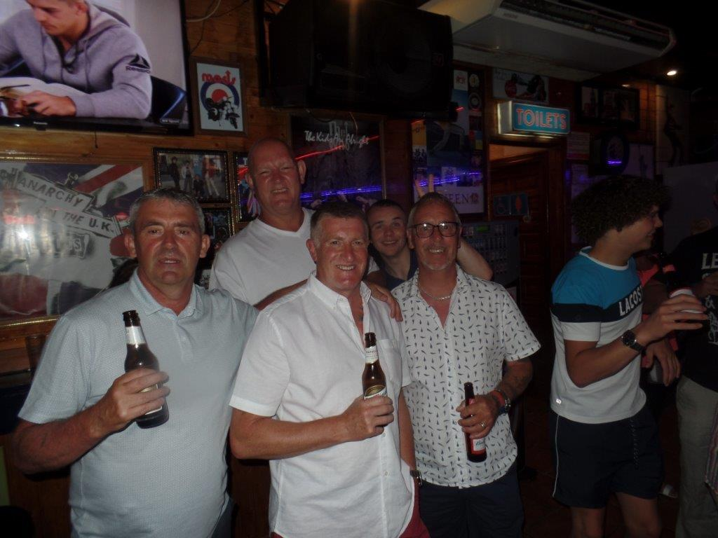 Green Howards.Benidorm Fun In The Sun.Mon 28th,Mon 4th June 2018 612