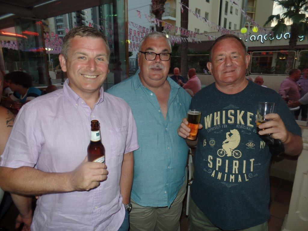 Green Howards.Benidorm Fun In The Sun.Mon 28th,Mon 4th June 2018 478