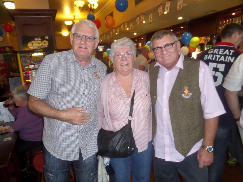 Green Howards Reunion,Scarborough Thu 16th Mon 20th Oct  2014 069