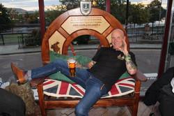 Green Howards Reunion Sun 8th Oct 2017 T.A Centre +Don Bar 214