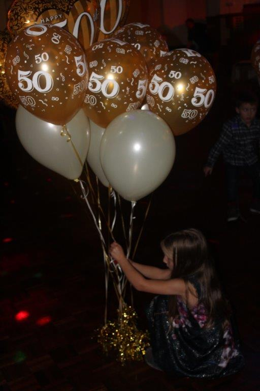 Harry + Dot 50th Anniversary.Western Club Thur 26th Oct 2017 105