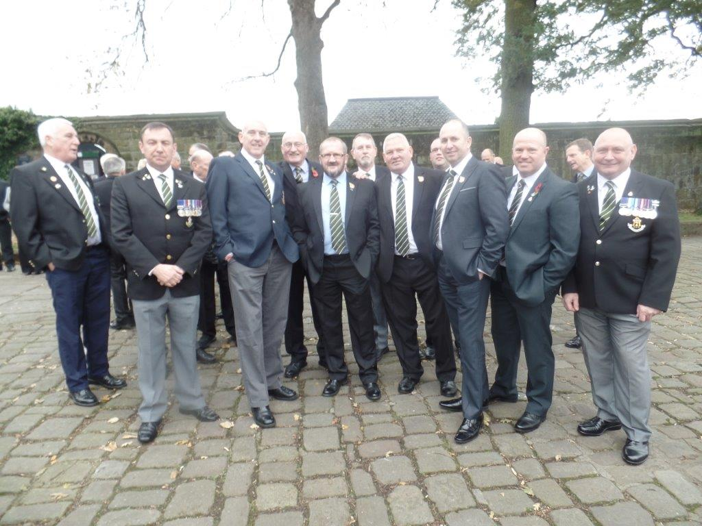 Kenny McGraths Funeral.Guisbrough Priory Wed 1st Nov 2017 038