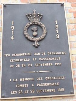 Ypres,Tynecot,Passchendale,Belgium 28th June 3rd July 2016 317