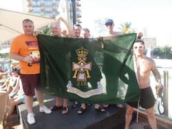 Green Howards.Benidorm Fun In The Sun.Mon 28th,Mon 4th June 2018 167