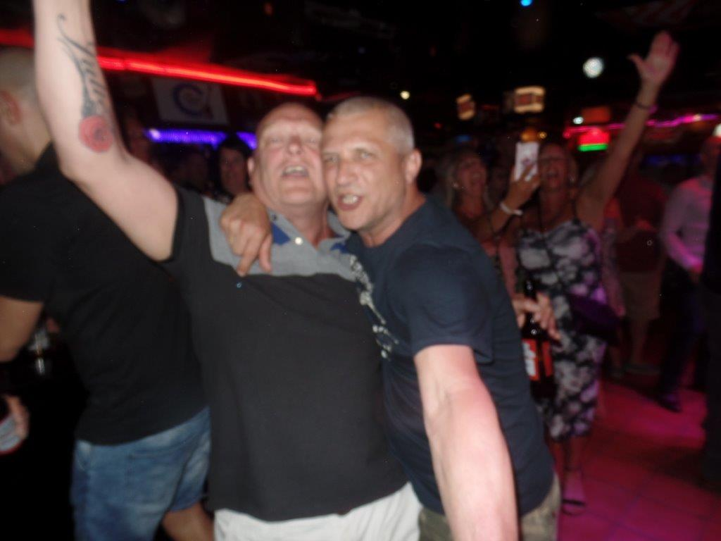 Green Howards Benidorm. Fun In The SunMon 28th May Mon 4th June 016 - Copy