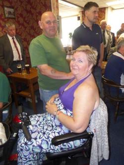 Stan Hollis V.C Memorial.Longlands Club Sat 2nd Aug 2014 045