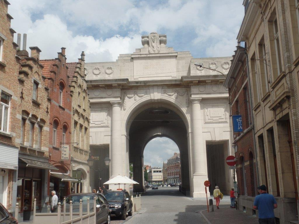 Ypres,Tynecot,Passchendale,Belgium 28th June 3rd July 2016 038