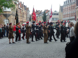 Ypres,Tynecot,Passchendale,Belgium 28th June 3rd July 2016 383