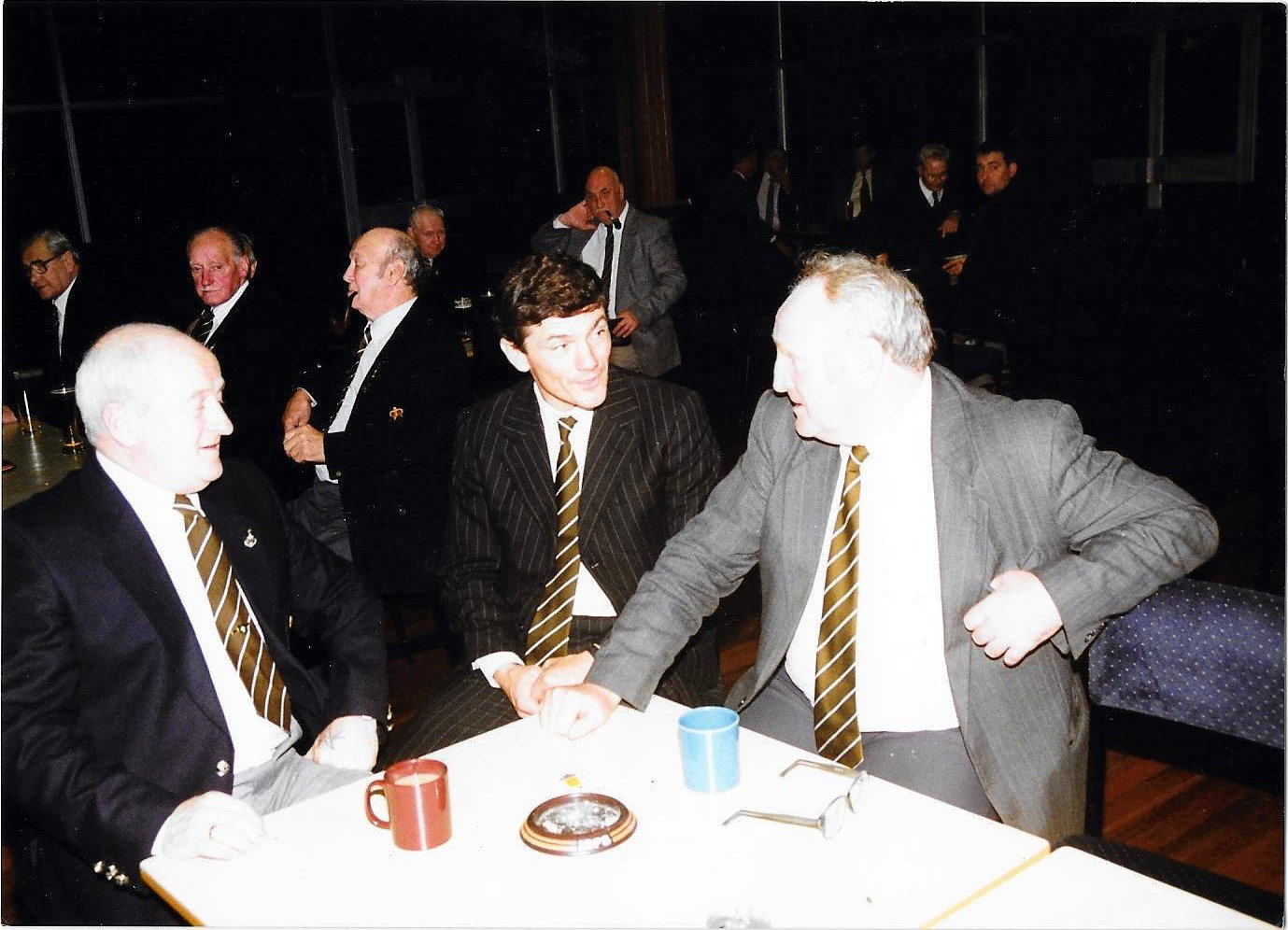 07 - 7 pl old boys Jo  Whittaker CM Dennis Hurst York 2006