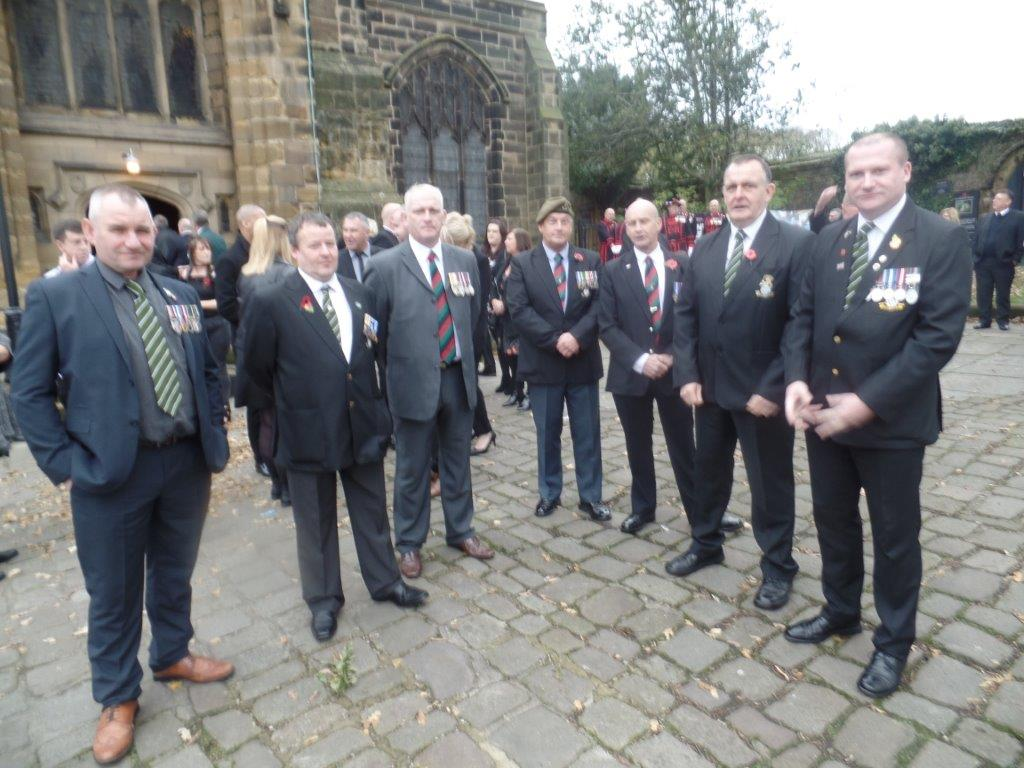 Kenny McGraths Funeral.Guisbrough Priory Wed 1st Nov 2017 040