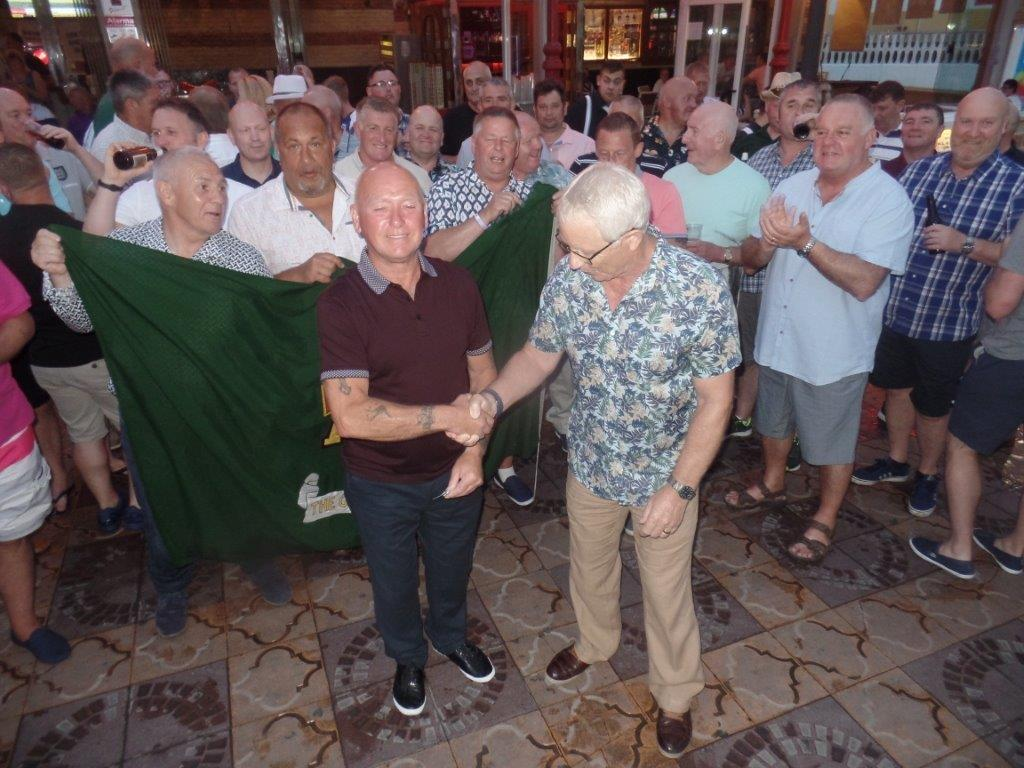 Green Howards Benidorm.Fun In The Sun.Mon 28th Mon 4th June 2018 034