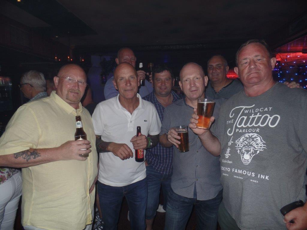 Green Howards.Benidorm Fun In The Sun.Mon 28th,Mon 4th June 2018 243