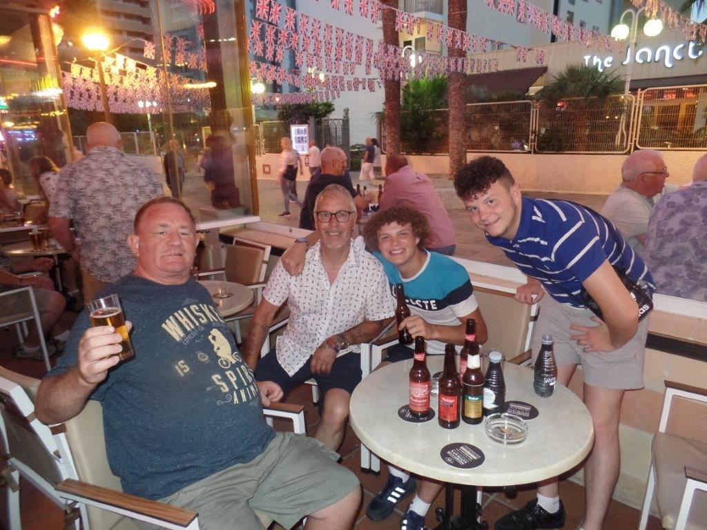 Green Howards.Benidorm Fun In The Sun.Mon 28th,Mon 4th June 2018 511