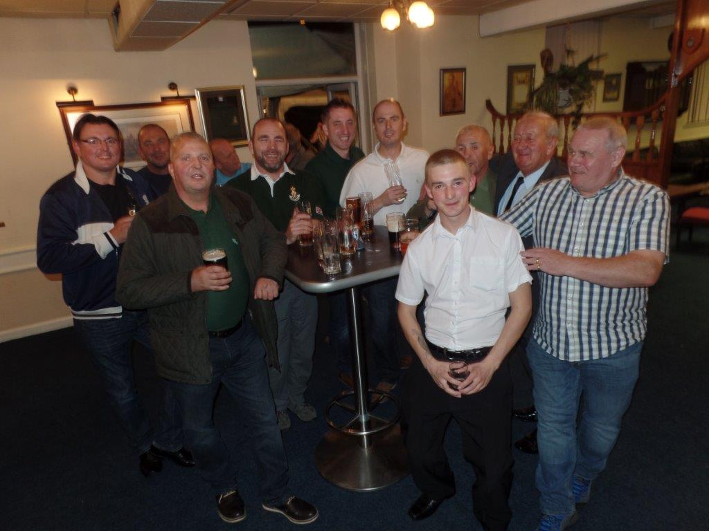 Green Howards Reunion.T.A Centre Stockton Rd.Fri 14th Oct 121