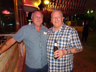 Benidorm Fun in the Sun Night Photos Submitted By Mally Such