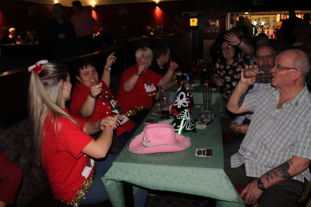 Green Howards Xmas Party.Longlands.(Cannon Cam).Sat 2nd Dec 2017 077