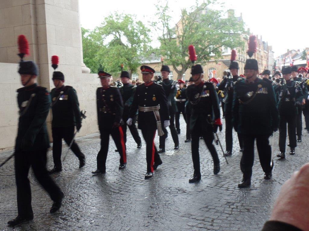 Ypres,Tynecot,Passchendale,Belgium 28th June 3rd July 2016 336