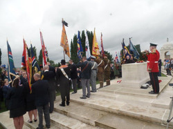 Ypres,Tynecot,Passchendale,Belgium 28th June 3rd July 2016 139
