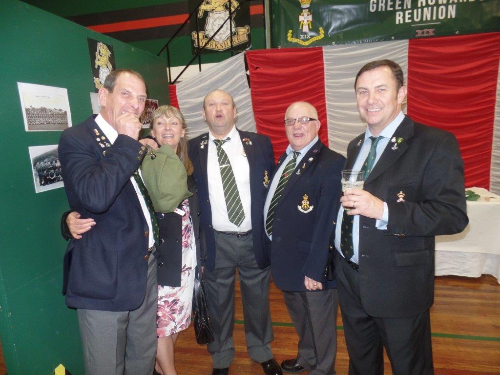 Green Howards Reunion,T.A  Centre Stockton Rd,Sat 15th Oct 2016 150