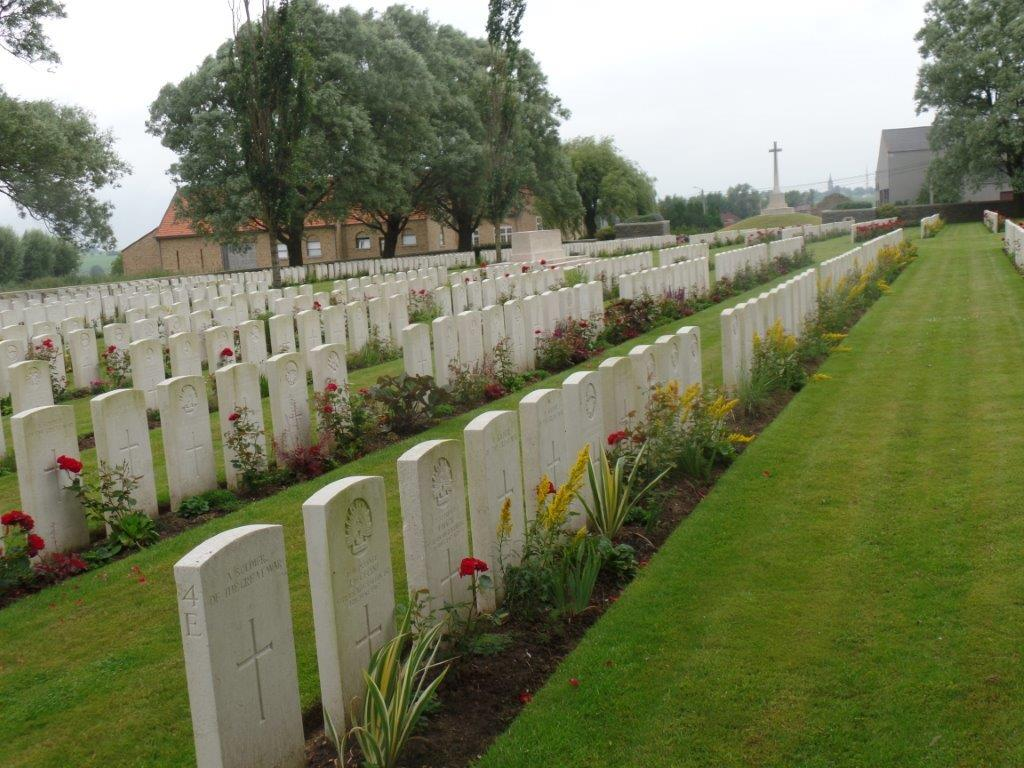 Ypres,Tynecot,Passchendale,Belgium 28th June 3rd July 2016 328